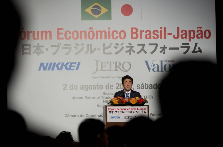 Japan Inc. seeks to recover influence in Brazil as China looms