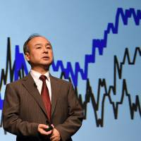 SoftBank goes back to square one