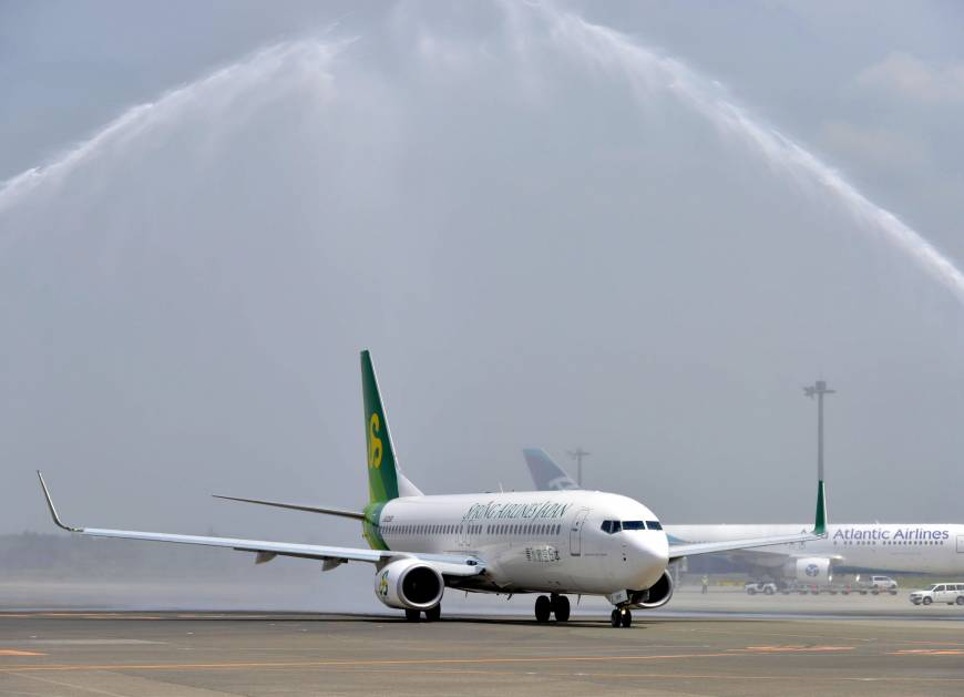 Spring Airlines finally gets domestic flights off ground after training delays