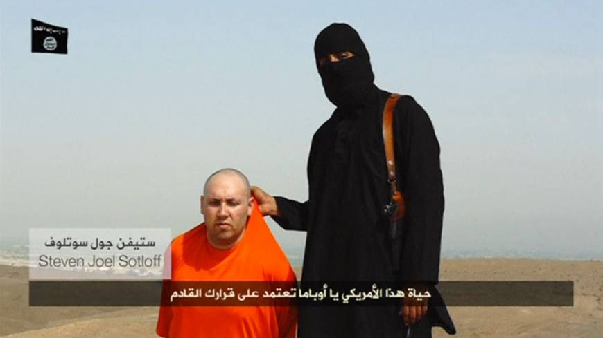 Another American hostage at risk of beheading by Islamic State