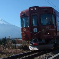 Environmental protection key to proposed railway up Mount Fuji