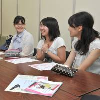Nonprofit group aims to help female students meet their potential