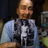 Aging WWII veterans fret about shift away from pacifist principles