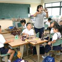 Grade school for Zainichi Koreans in Osaka struggling to survive