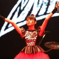 Keeping the crown: Babymetal put on one of Summer Sonic's best performances last year and the heavy metal idol trio did not disappoint this year either. | © SUMMER SONIC, ALL RIGHTS RESERVED