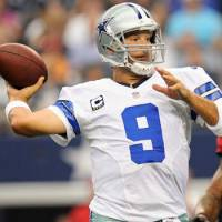Back in action: Dallas Cowboys QB Tony Romo, who had surgery for a herniated disk last year, will see his first action of the preseason against Baltimore on Saturday. | AP