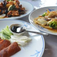 Tohkasaikan: Chinese food in a location that (almost) justifies the price
