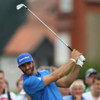 Johnson taking leave of absence from golf