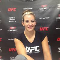 UFC star Tate prepared to take fight to Nakai