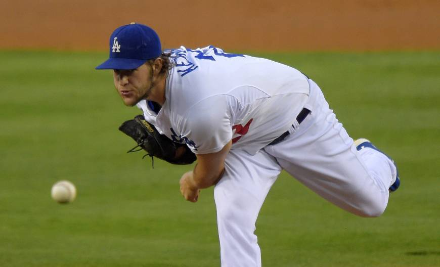 Kershaw snatches 15th win