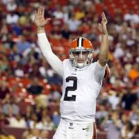 Johnny Manziel | AP