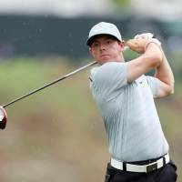 On a roll: Rory McIlroy will begin the FedEx Cup having won the last three events he's entered, including the British Open and PGA Championship. | REUTERS/USA TODAY SPORTS