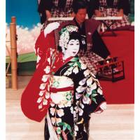 Gala time for kabuki icon Sakata Tojuro IV