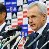 Aguirre shakes up Japan national squad lineup for upcoming friendlies