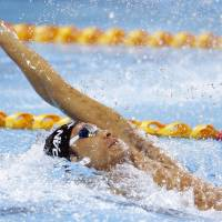Irie, Seto triumph on opening day at Pan Pacific Championships