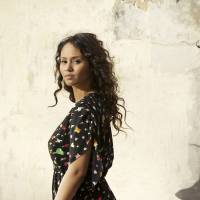 World tour: Cape Verdean singer Mayra Andrade will come to Japan for Sukiyaki Meets the World. | COURTESY SUKIYAKI MEETS THE WORLD