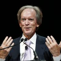 Bill Gross, co-founder of Pimco, speaks at an investment conference in Chicago in June. | REUTERS