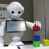 Developers urged to concoct apps to tap SoftBank robot's potential