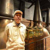 Japanese whiskey makers in high spirits as accolades roll in