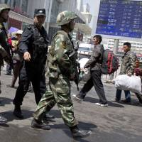 Use of deadly force up amid Uighur crackdown
