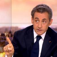 Battle of opposition titans begins in France after Sarkozy return