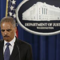 U.S. Attorney General Holder to step down after contentious term
