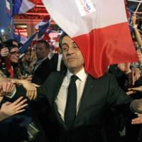 'Bling-bling' comeback king Sarkozy seeks presidency again