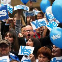 Ignored and fed up, U.K. regions call for Scottish-style devolution