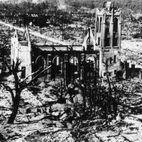 Project underway to restage 1947 choir service in Hiroshima church