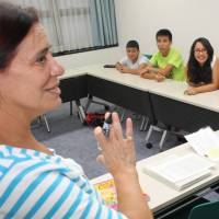 First-language classes in Aichi struggle to find funding