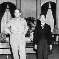 Official record shows pain of Emperor Hirohito about war