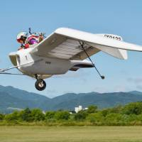 Flight of fancy as tycoon builds working model of 'Nausicaa' film's glider
