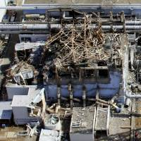 Responders cowed by explosion at reactor 3 building of Fukushima No. 1