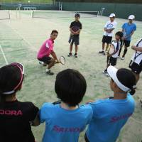 Disappointment for Nishikori, but Asian tennis stars are on the rise