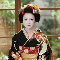 'My Fair Lady' wrapped in a geisha's kimono
