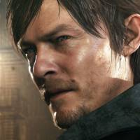 "The ordinary man: A rendering of the ""Silent Hills"" trailer's lead character, modeled on actor Norman Reedus. 