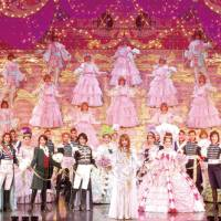 'The Rose of Versailles: Oscar and Andre' (2013) | ©TAKARAZUKA REVUE COMPANY