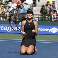 Ivanovic beats Wozniacki to claim Toray Pan Pacific title