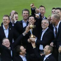 Dominant Europe captures Ryder Cup again