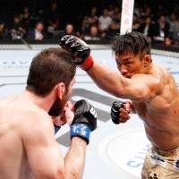 UFC eyeing Asian market