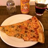 Everyman treat: New York-style luxury at Pizza Slice. | ROBBIE SWINNERTON