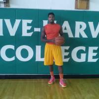 Phony promises: Swingman Deoun Williams, who attended Arsenal Technical High School in Indianapolis, says he was assured by an agent, who's been accused of fraud, that he would receive $1,000 in bonus money for every Aomori Wat's victory this season. | DEOUN WILLIAMS