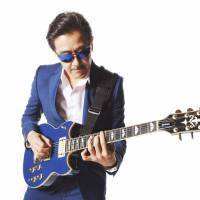 Rock legacy: Masayoshi Takanaka will play the Tokyo Jazz Festival, the guitarist is well known for his work in Sadistic Mika Band.