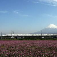 Shinkansen at 50: fast track to the future