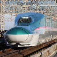 East Japan Railway Co.'s E5 series: 2009~  | © EAST JAPAN RAILWAY CO. ALL RIGHTS RESERVED
