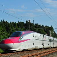 East Japan Railway Co.'s E6 series: 2010~  | © EAST JAPAN RAILWAY CO. ALL RIGHTS RESERVED