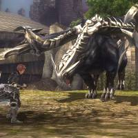 Monster difficulty: While the demo for 'God Eater 2: Rage Burst' drew long lines at Tokyo Game Show, the series has not sold well abroad, and plans to localize the new game have not been announced.