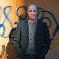 Barry Lancet, author of crime-thriller novel 'Japantown' and its follow-up, 'Tokyo Kill.' | BEN SIMMONS