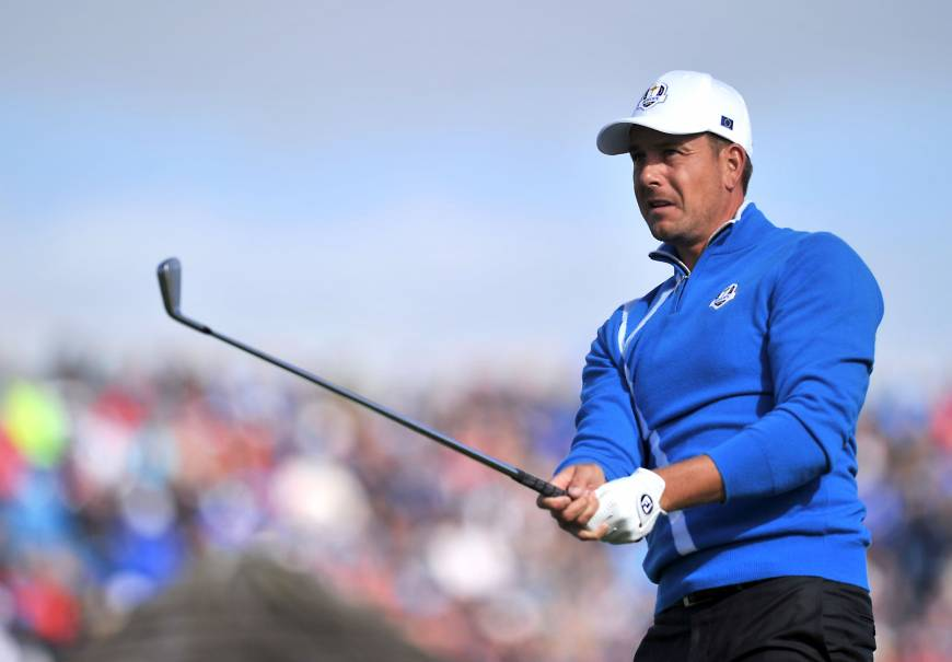 Europe takes lead at Ryder Cup