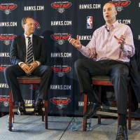 Time to step away: Hawks general manager Danny Ferry is taking an indefinite leave of absence amidst a racism controversy. | REUTERS